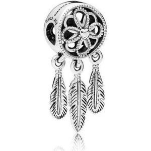 NWOT, pandora dream catcher charm